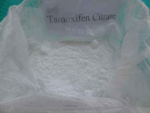 Hot Sale 99% Tamoxifen Citrate / Nolvadex Anti-Estrogen Powder CAS: 54965-24-1