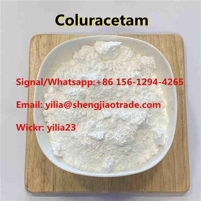 Pure 99% SARMS Raw Powder Coluracetam powder cas 135463-81-9 for sale Wickr:yilia23