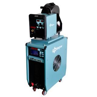 Pulse MIG welding machine UP630PMIG