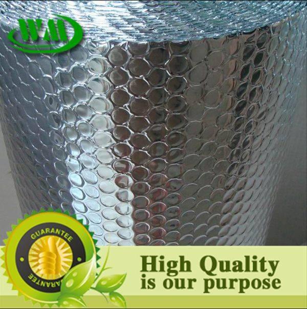 aluminum foil air bubble barrier