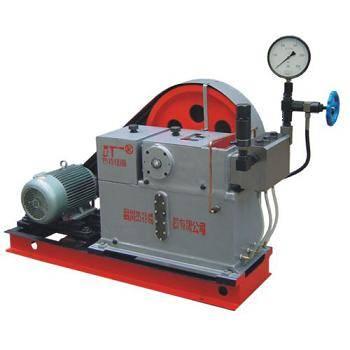 3D-SY series of super-high pressure pumps