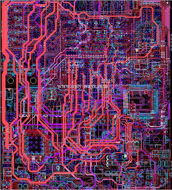 intelligent wear products pcb design and layout