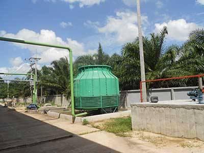 30-50T/H crude palm oil production line
