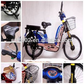 Popular Good Quality Nice New Model Electric Bicycle Singapore