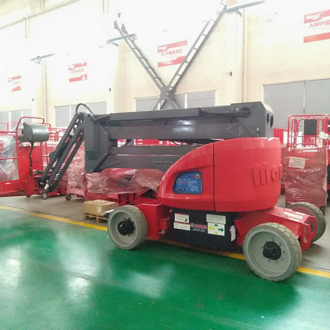 Mantall articulated boom lift series