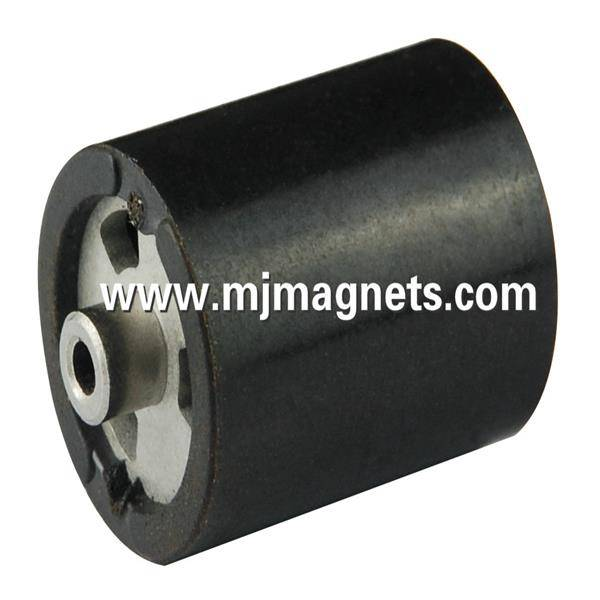 NdFeB+PPS injection bonded neodymium magnet