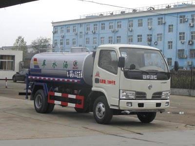4×2 3-5CMB sprinkler truck
