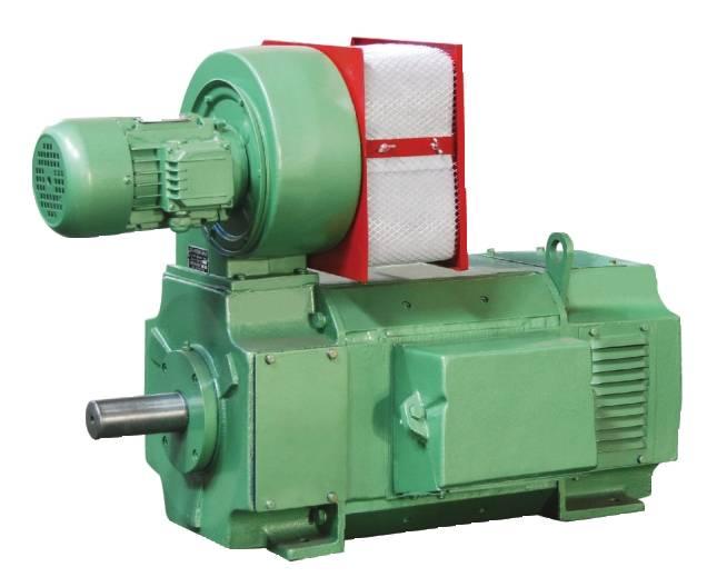 Z4 DC motor