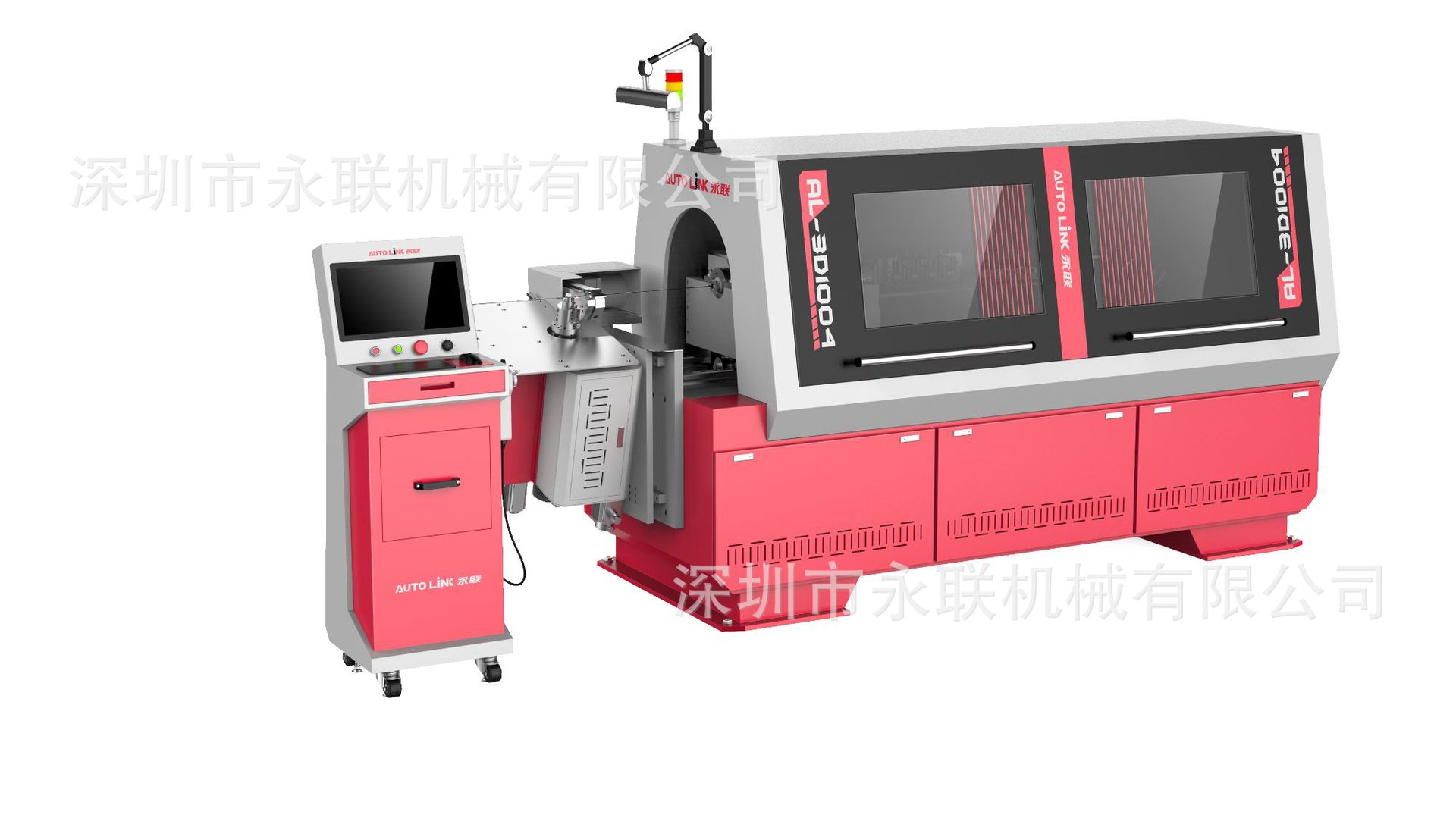 3D CNC Wire bending machine manufacturer
