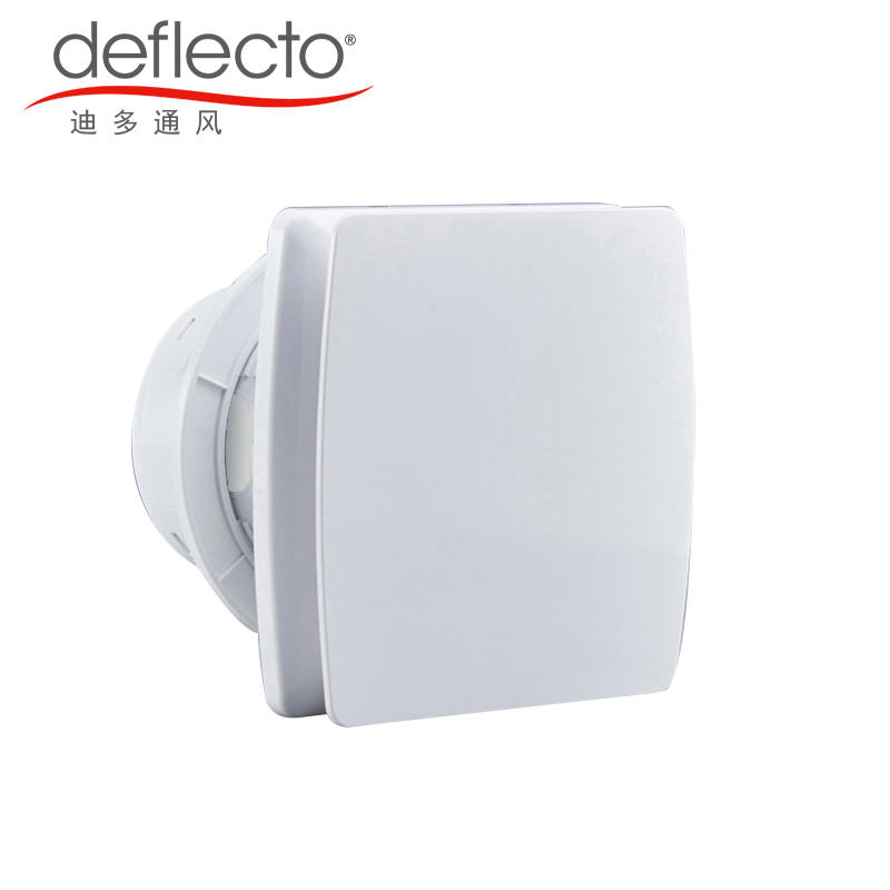 High Quality 4 inch Extractor Fan Air Blower booster duct fan for Wall
