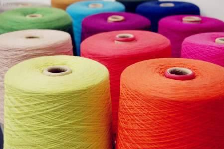 2/28NM 10% Cashmere20% Silk 70% Mercerized WoolYarn