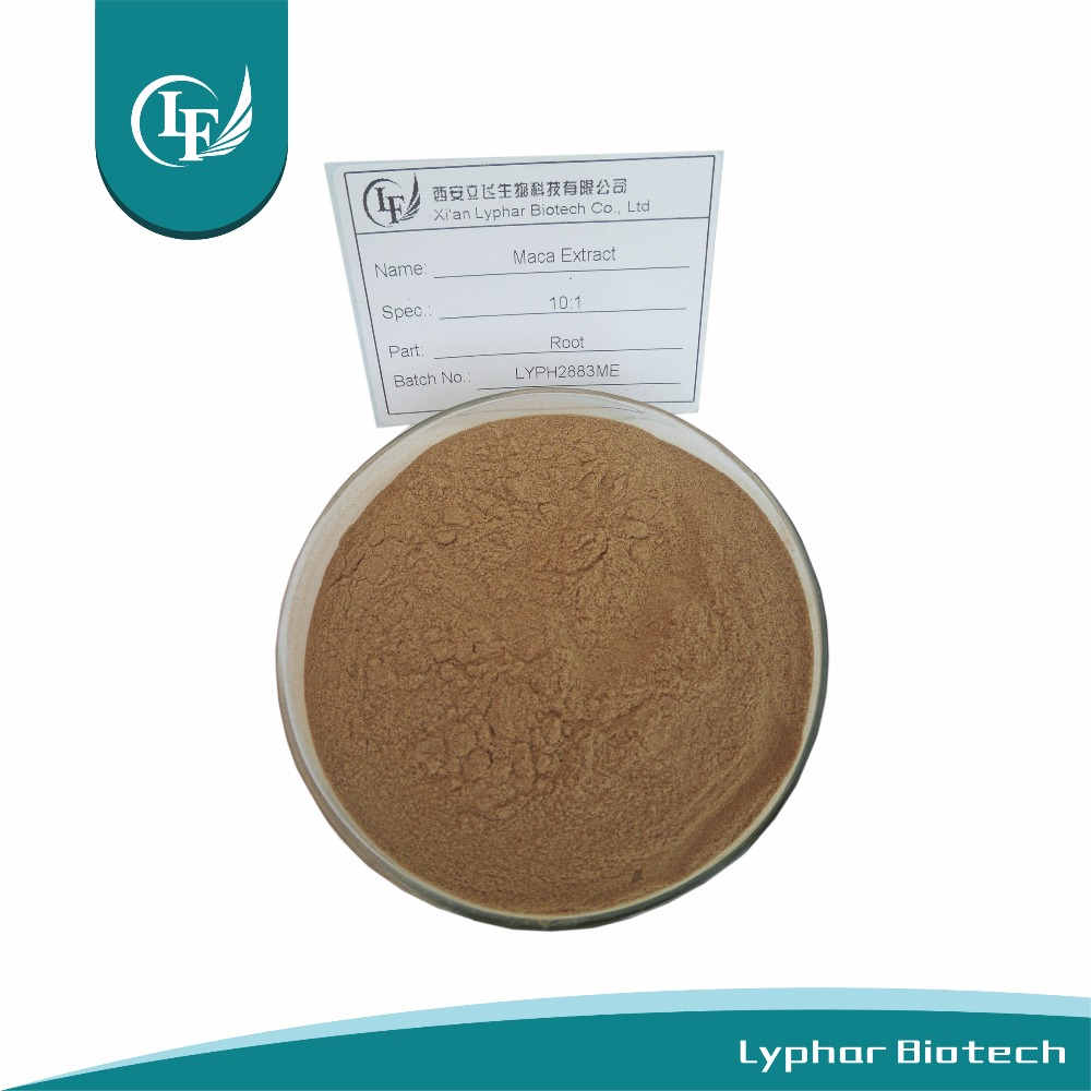 Reliable Factory Provide Top Quality Natural Maca Extract