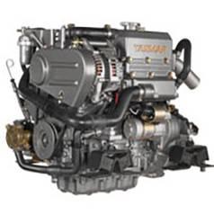 New Yanmar 3YM30AE Marine Diesel Engine 29HP