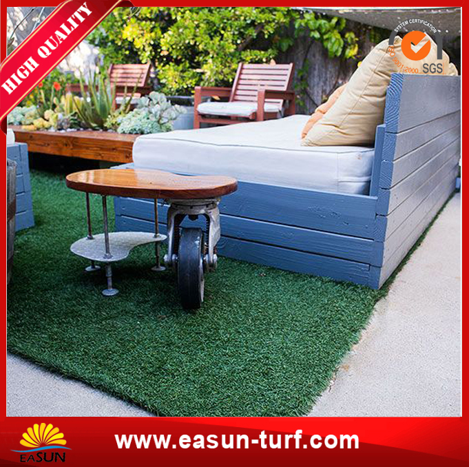 Outdoor Artificial Lawn Synthetic Turf Grass for Landscaping-MY