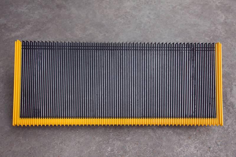 LG escalator aluminum step 30° &1000mm width