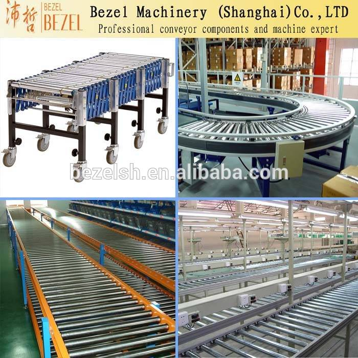 Factory price conveyor roller production line