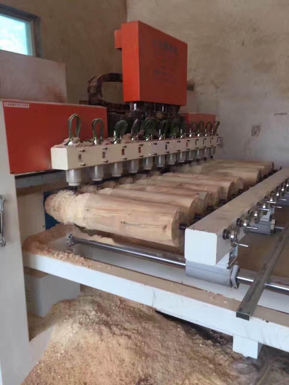hongfa 4 axis wood engraving machine cnc wood carving mahcine