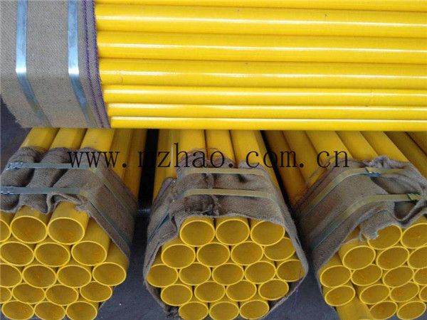 Epoxy Resin Reinforced Fiber Glass frp pultrusion tube