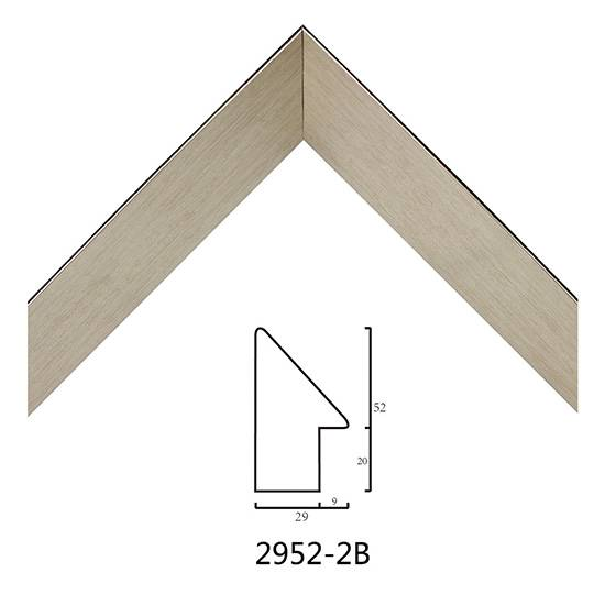 Polystyrene Frame Moulding 2952 With Low Prices