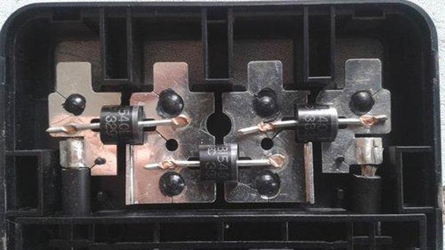 Solar pv junction box ultrasonic welding machine