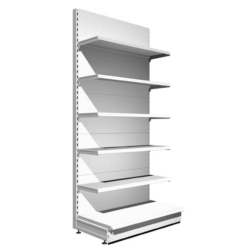Supermarket Shelving Compatible With Tegometall