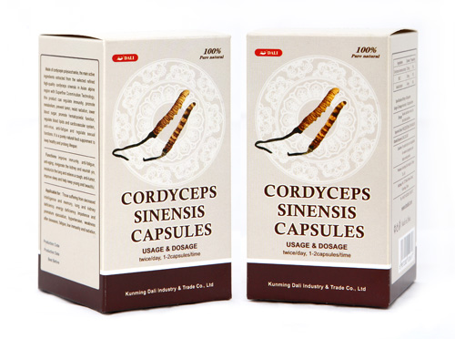 anti cancer and improve body immunity product from china-Cordyceps Sinensis Capsules457