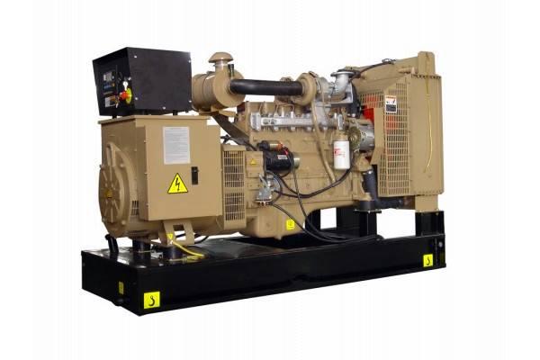 Cummins Diesel Generator Set 100kva Generating Machine Power Plant Fuel Generator Set