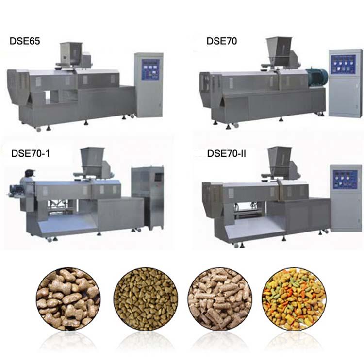 pet food machine full production line dog food making machine