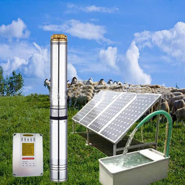 dc solar water pump system solar power water pumps for wells