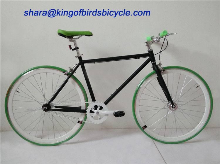 2016 fixed gear bike 700c single speed bike made in china