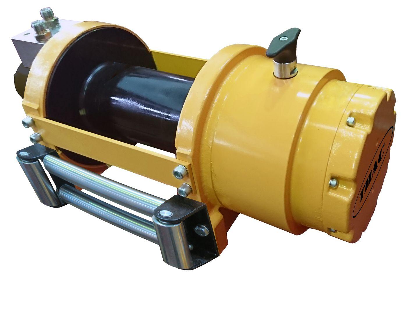 Hydraulic Planetary Winch TD150