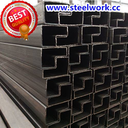 ERW Welded Special Section (Carbon) Steel Tube (T-08)