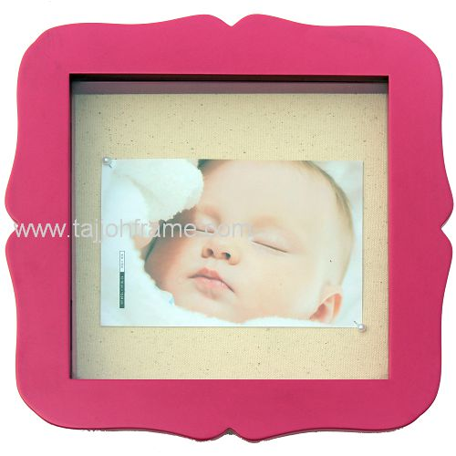 Personalized Multifunction Wooden Photo Frame Box