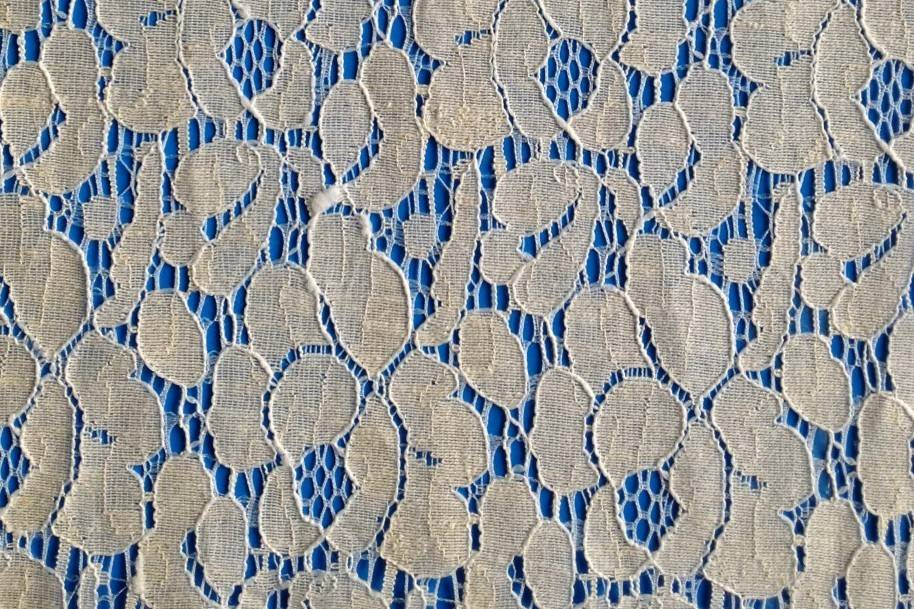 nylon coton fashion lace fabric