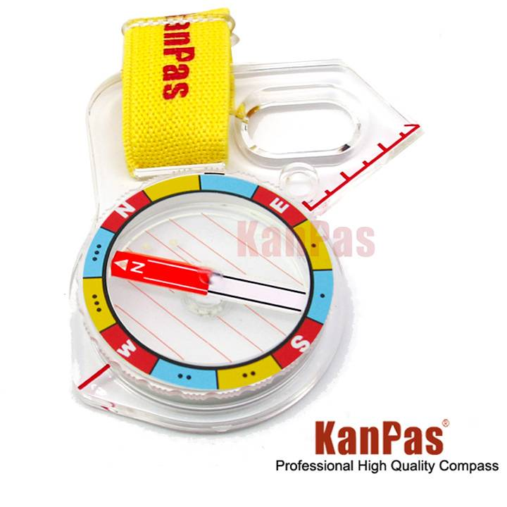 Need Agent ---Kanpas Elite Competition Orienteering Thumb Compass