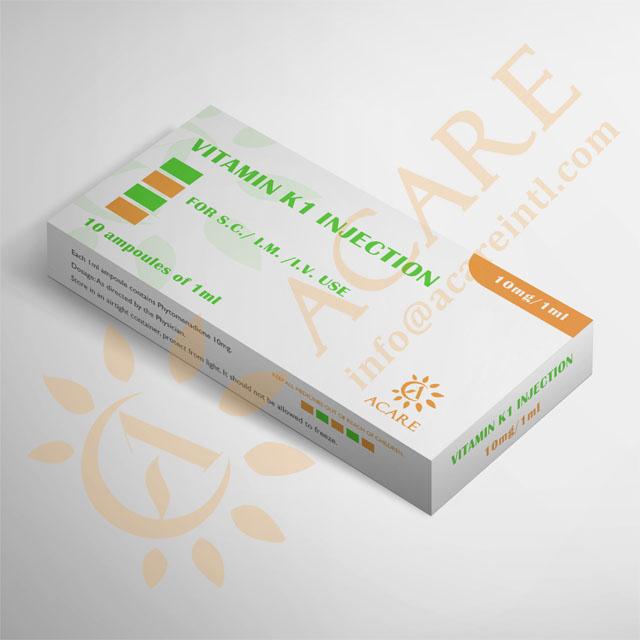 Vitamin K1 Injection Phytomenadione injection