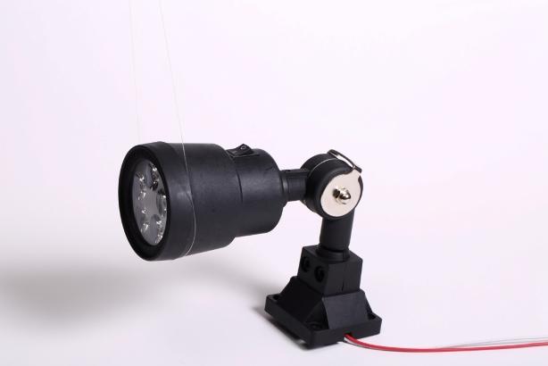 Flexible Arm lamp, Gooseneck light, LED Machine Work Lamp