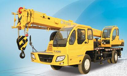 12 ton Cranes By XCMG