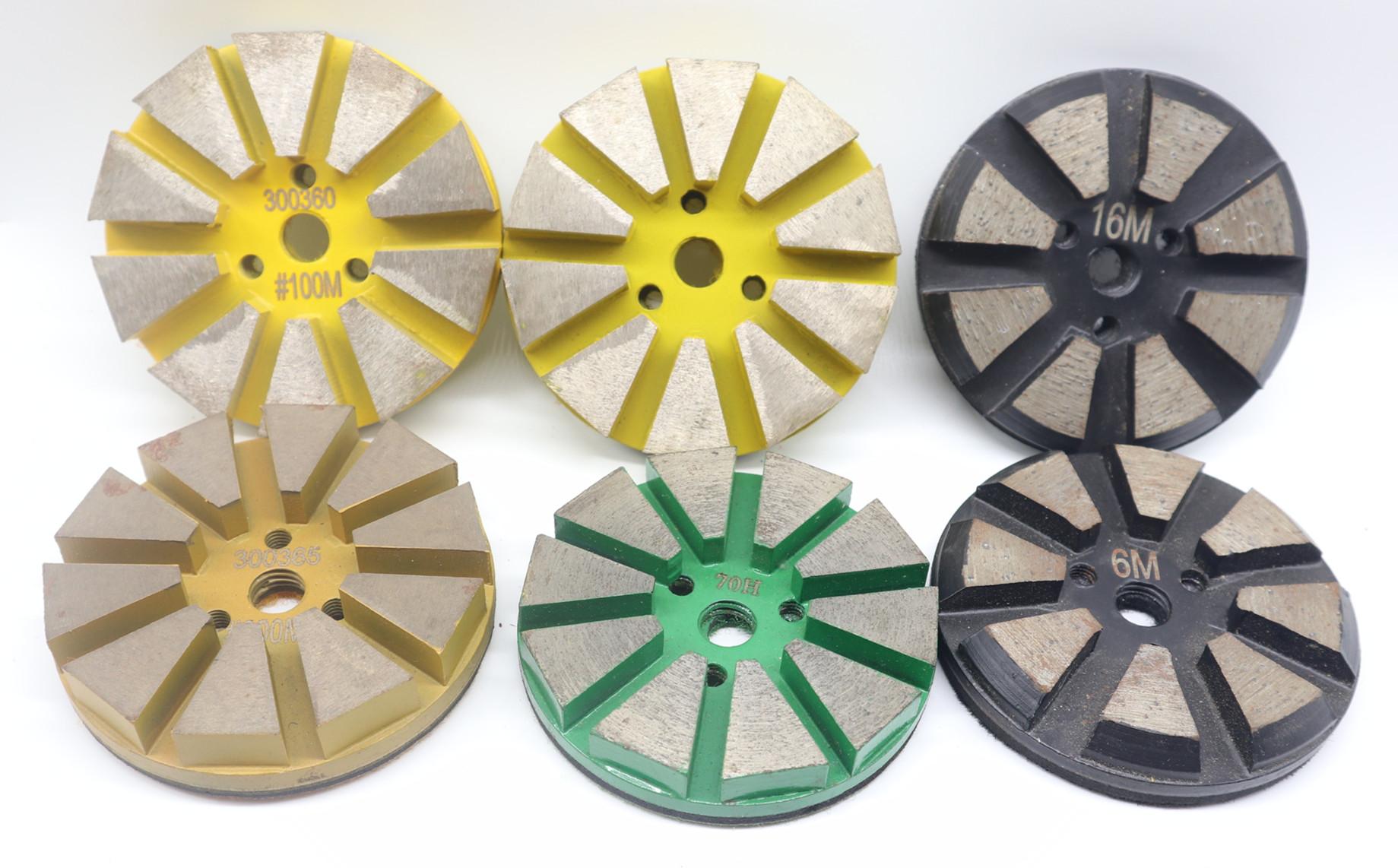 Terrco grinding disc