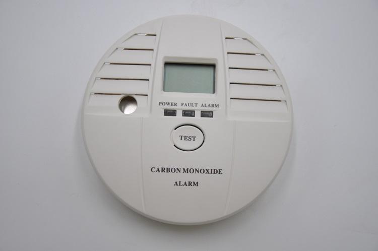 Electrochemical gas sensor carbon monoxide alarm