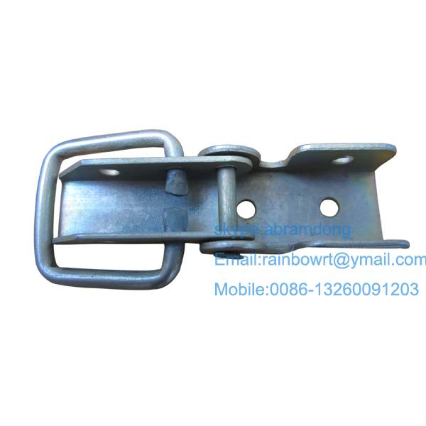 sheet metal hinge