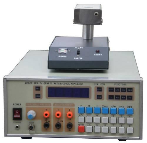 QWA-5A quartz watch tester, quartz watch analyzer QWA-5A