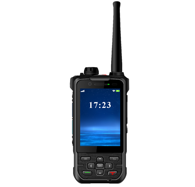 4G LTE Android Radio with SOS/GPS/PTT Function