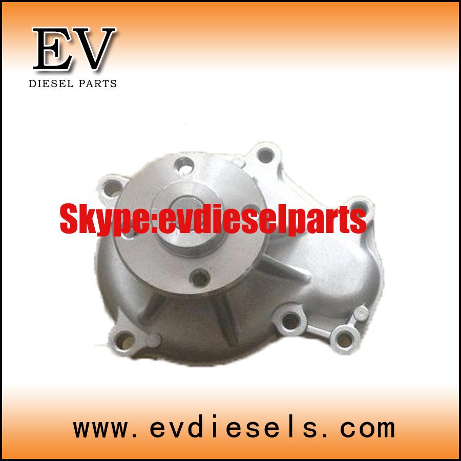 Kubota V3300 V3800 engine parts water pump