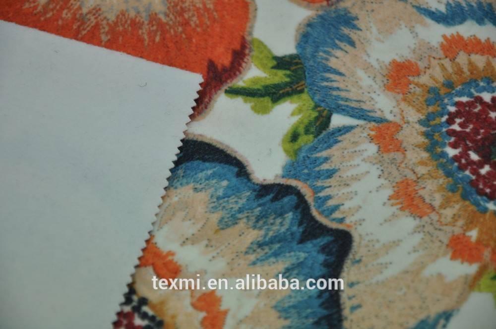 imitation wowen woollen fabric