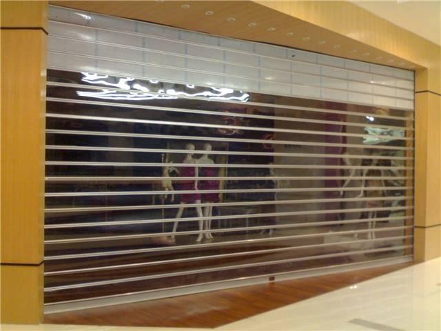 transparency rolling door