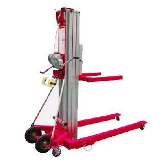 Terrainlift Industries Material Lifts LGA