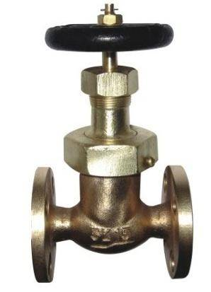 Union Bonnet 5Kgf/cm2, 16Kgf/cm2 Globe and Angle Check Valves(JIS F7411/ 7413/ 7412/ 7414)