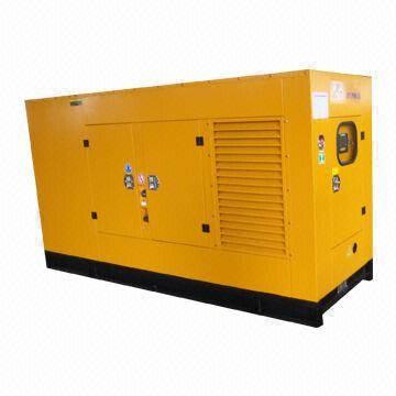 62.5kVA/50kw Silent/Soundproof Cummins Diesel Generator Set
