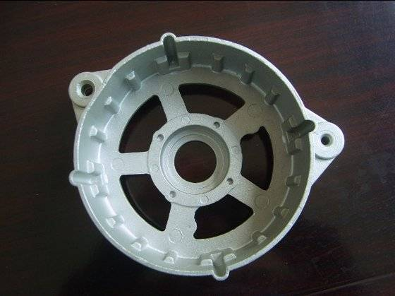 OEM custom ADC12 die casting machinery parts